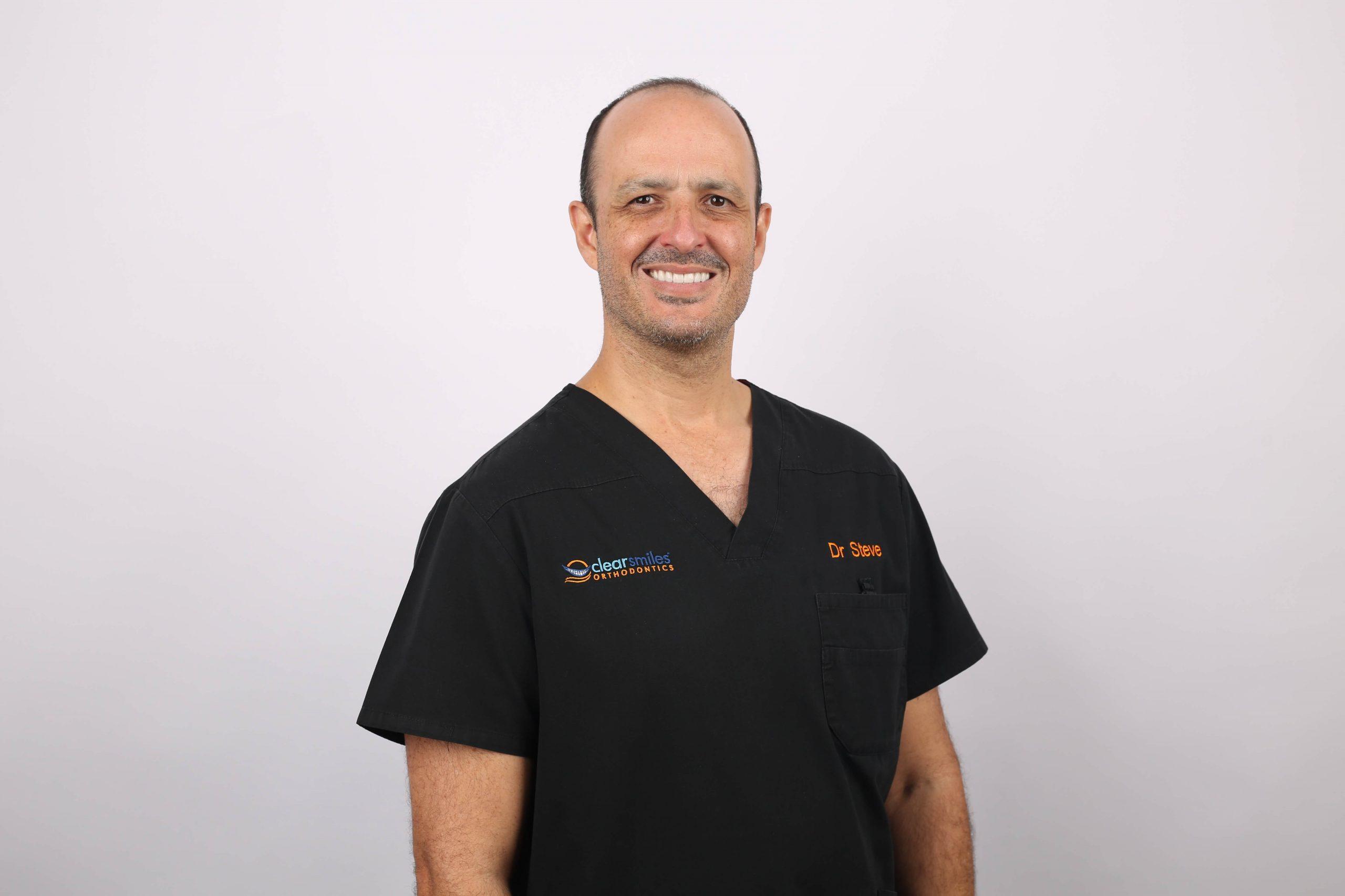 Clear Smiles Robina Team member Dr Steve