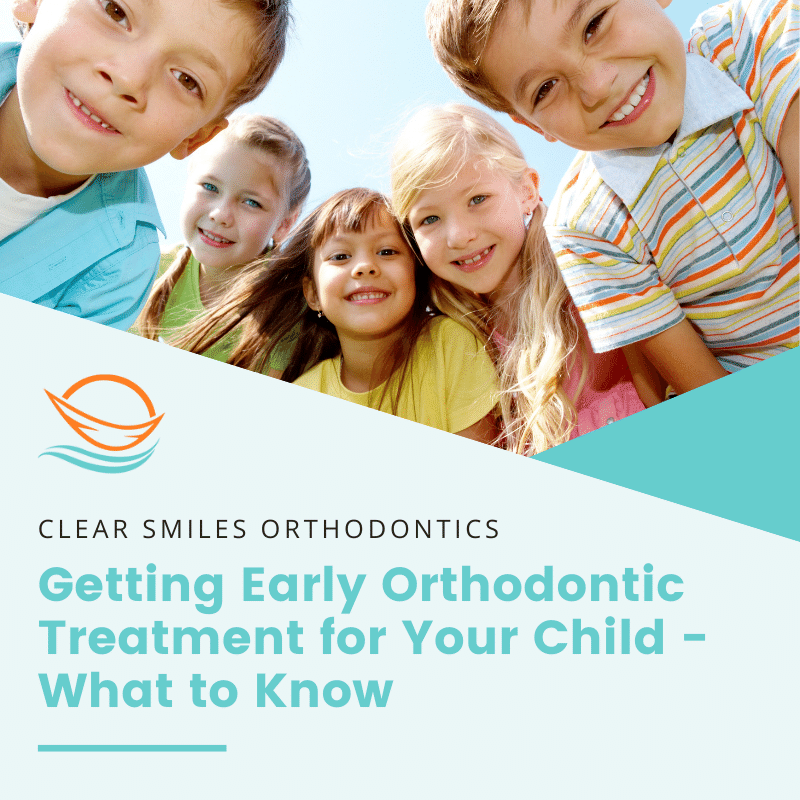 Getting Early Orthodontic Treatment for Your Child - What to Know
