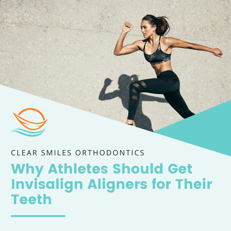 Why Athletes Should Get Invisalign Aligners for Their Teeth