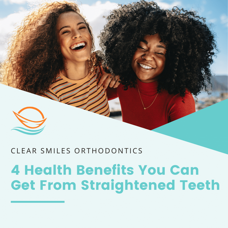 4 Health Benefits You Can Get From Straightened Teeth