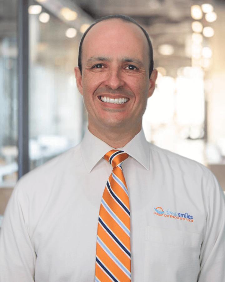 Clear Smiles Orthodontist Dr Steven Semaan