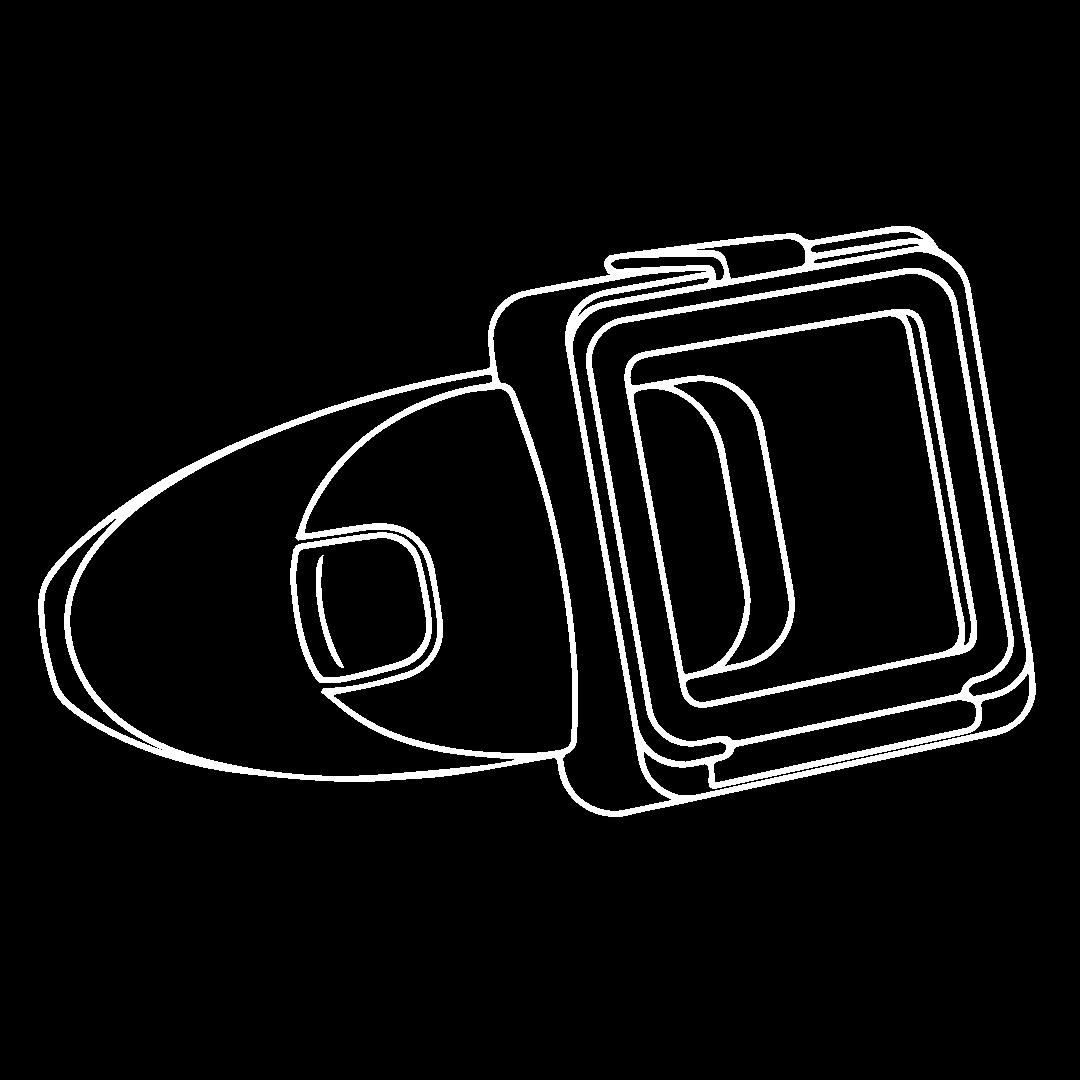 Illustration of remote dental monitoring scan box