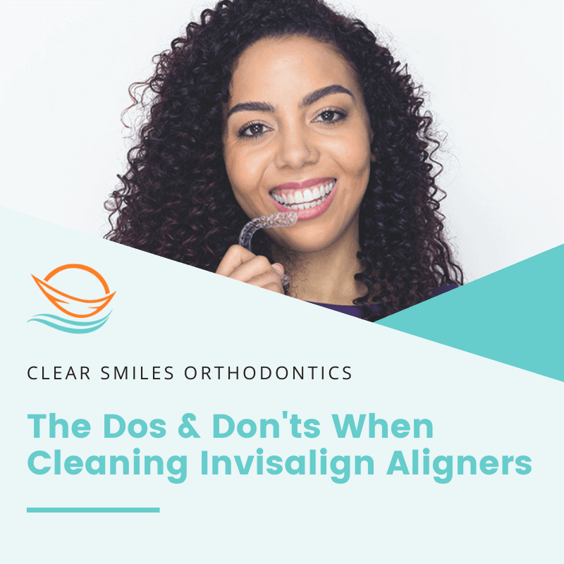 The Dos & Don'ts When Cleaning Invisalign Aligners